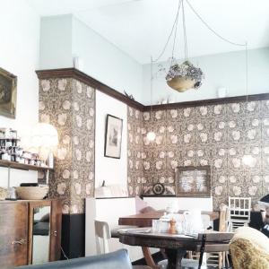 La chambre aux oiseaux, p/c @atelierrueverte